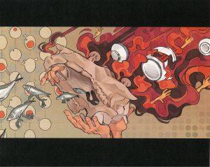 The Dali Museum's 2021 Student Surrealist Exhibit Online art by Gahyun Kim