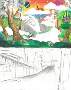 The Dali Museum's 2021 Student Surrealist Exhibit Online by Gunasree Venkataraman