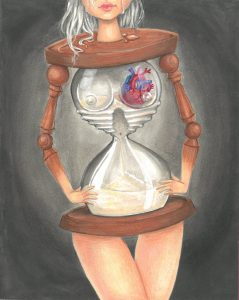 The Dali Museum's 2021 Student Surrealist Exhibit Online art by Kaleighia Engman