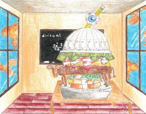 The Dali Museum's 2021 Student Surrealist Exhibit Online art by Libby Lewis