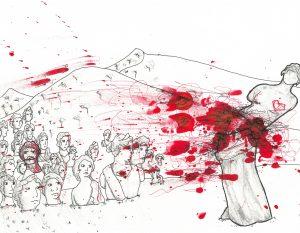 The Dali Museum's 2021 Student Surrealist Exhibit Online art by Melissa Worman