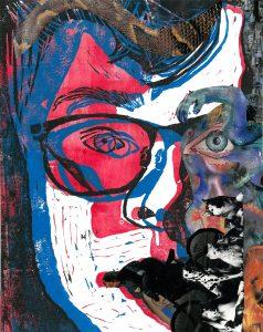 The Dali Museum's 2021 Student Surrealist Exhibit Online art by Sam Morin