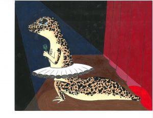 The Dali Museum's 2021 Student Surrealist Exhibit Online art by Suray Treto