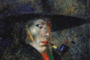 "Salvador Dali's ""Self-Portrait (Figueres)"""