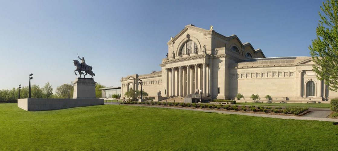 Picture of the Saint Louis Art Museum