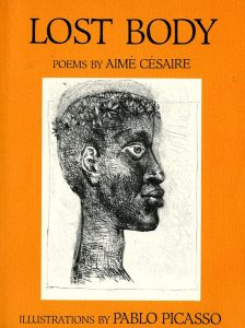 Cover of Aime Cesaire's Lost Body, 1986 edition.