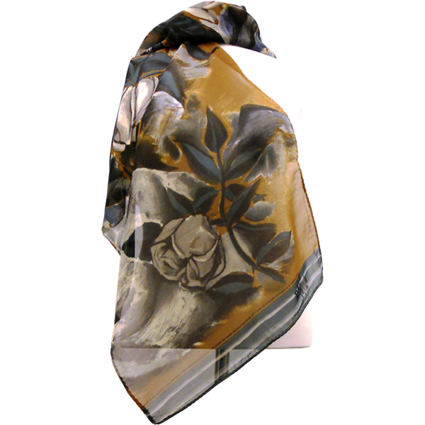 Salvador Dali Bouquet scarf from The Dali Museum Store