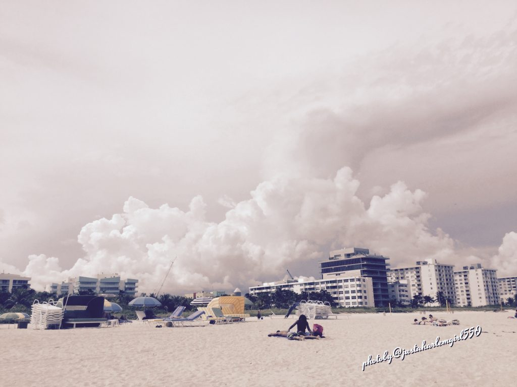The Beauty of Clouds by Pamela Miller