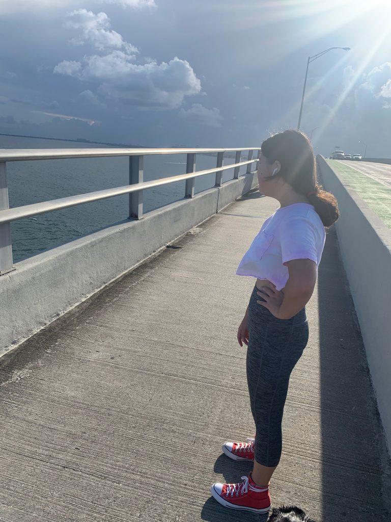 Pandemic Walks in Miami by Kathryn Bohlmann