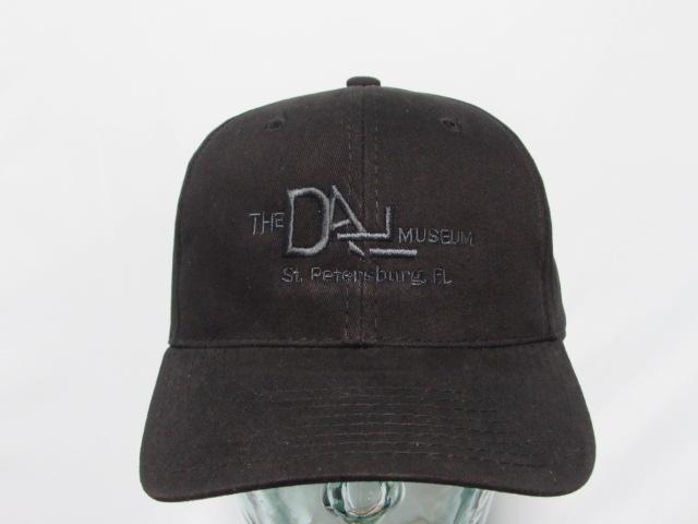 black hat with Dalí logo